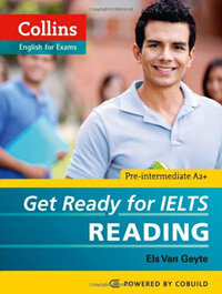 Get Ready for IELTS - Reading : IELTS 4+ (A2+) (Paperback)