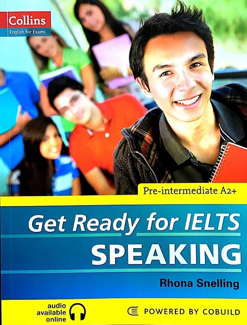 Get Ready for IELTS - Speaking : IELTS 4+ (A2+) (Paperback)