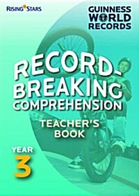Record Breaking Comprehension Year 3 Teachers Book (Paperback)