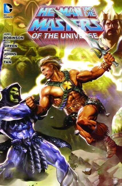 He-Man und die Masters of the Universe. Bd.1 (Paperback)