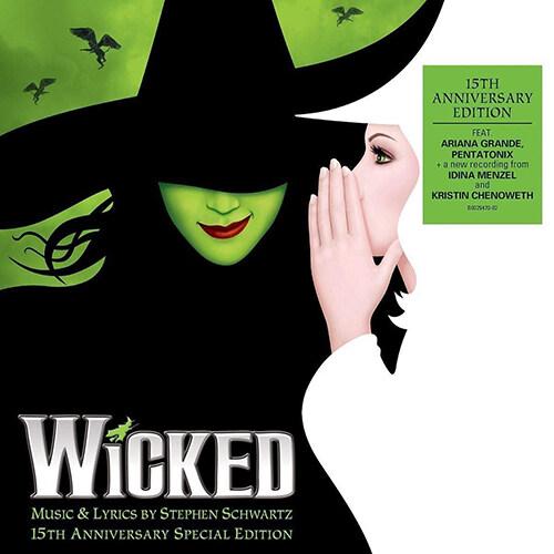 [수입] 위키드 O.S.T [Original Broadway Cast Recording : 15th Anniversary Special Edition, 2CD]