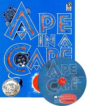 노부영 Ape in a Cape (Paperback + CD)