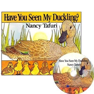 노부영 Have You Seen My Duckling? (Paperback + CD)