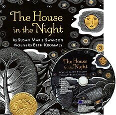 노부영 The House in the Night (Hardcover + CD)