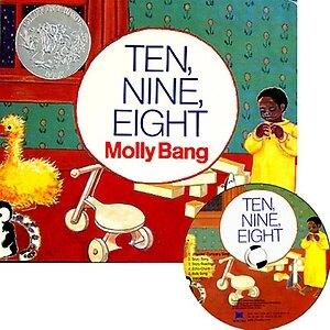노부영 Ten, Nine, Eight (Paperback + CD)