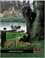 Harry Potter Film Vault, Volume 4: Hogwarts Students (Hardcover)