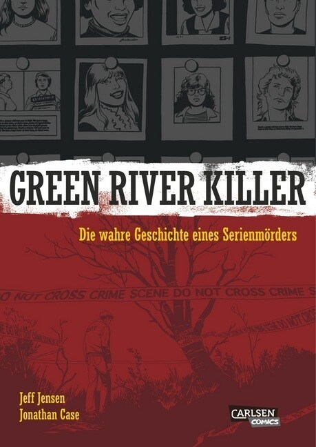 Green River Killer (Hardcover)