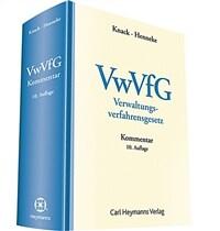 Verwaltungsverfahrensgesetz (VwVfG) : Kommentar 10., neu bearb. Aufl