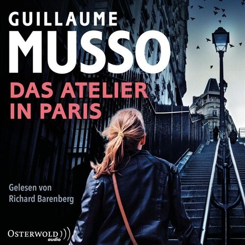Das Atelier in Paris, 6 Audio-CDs (CD-Audio)