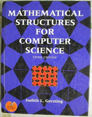 Mathematical structures for computer science 3rd ed