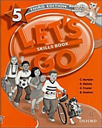 Lets Go: 5: Skills Book with Audio CD Pack (Package)