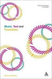Music, text and translation