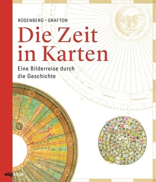 Die Zeit in Karten (Hardcover)