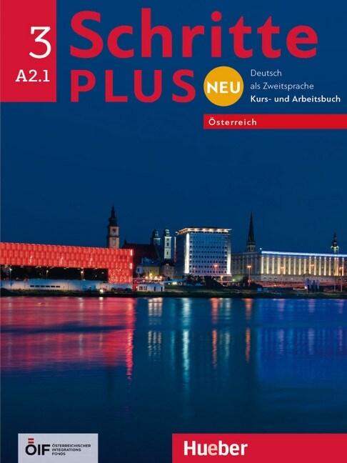 A2.1 - Kursbuch + Arbeitsbuch mit Audio-CD (Paperback)