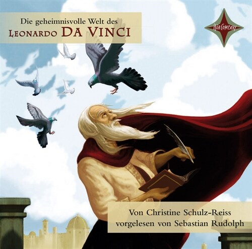 Die geheimnisvolle Welt des Leonardo da Vinci, 1 Audio-CD (CD-Audio)