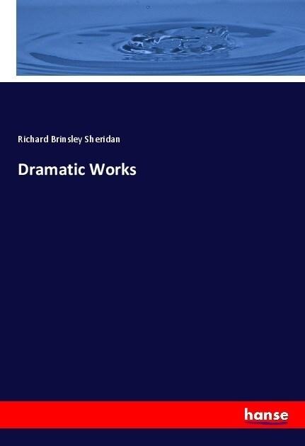 Dramatic Works (Paperback)