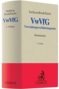 Verwaltungsverfahrensgesetz : Kommentar 8. Aufl