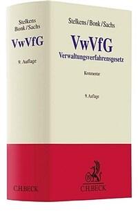 Verwaltungsverfahrensgesetz : Kommentar / 9. Aufl