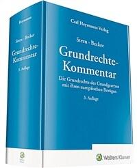 Grundrechte-Kommentar / 3. Aufl