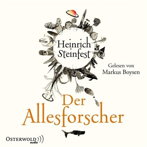Der Allesforscher, 6 Audio-CDs (CD-Audio)