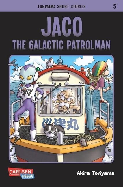 Toriyama Short Stories - Jaco, The Galactic Patrolman (Paperback)
