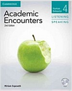 Academic Encounters Level 4 Student's Book Listening and Speaking with DVD : Human Behavior (Package, 2 Revised edition)