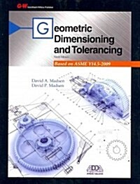 Geometric Dimensioning and Tolerancing (Paperback, 9, Ninth Edition)