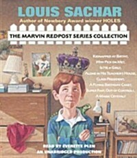 The Marvin Redpost Series Collection (Audio CD)