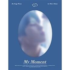 하성운 - 미니앨범 My Moment [Daily Ver.]