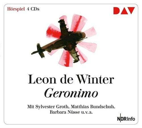 Geronimo, 4 Audio-CDs (CD-Audio)