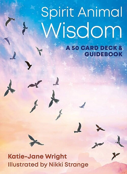 Spirit Animal Wisdom Cards (Hardcover)
