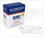 GRE Flashcards: 500 Flashcards to Help You Achieve a Higher Score (Other, 4)