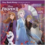 Frozen 2 Read-Along Storybook 겨울왕국2 리드얼롱 스토리북 (Paperback + CD)