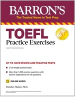 TOEFL Practice Exercises (Paperback, 9)