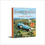 Harry Potter and the Chamber of Secrets : Illustrated Edition (Paperback)