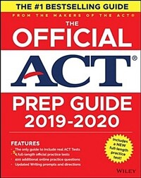 The Official ACT Prep Guide 2019-2020, (Book + 5 Practice Tests + Bonus Online Content) (Paperback, 2019-2020)