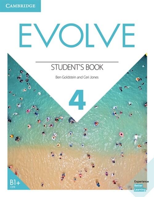 Evolve 4 (B1+) (Paperback)