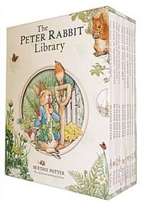 Peter Rabbit Vintage Library 피터래빗 빈티지 에디션 세트 (Hardcover 10권, 영국판)