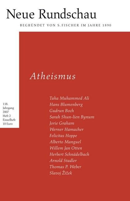Atheismus (Paperback)