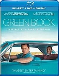 [수입] Green Book (그린 북) (2018) (한글무자막)(Blu-ray + DVD + Digital)