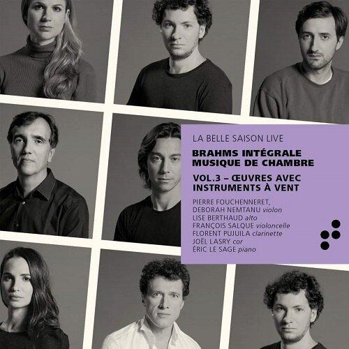[수입] 브람스 : 클라리넷과 호른을 위한 작품집 [디지팩 2CD]