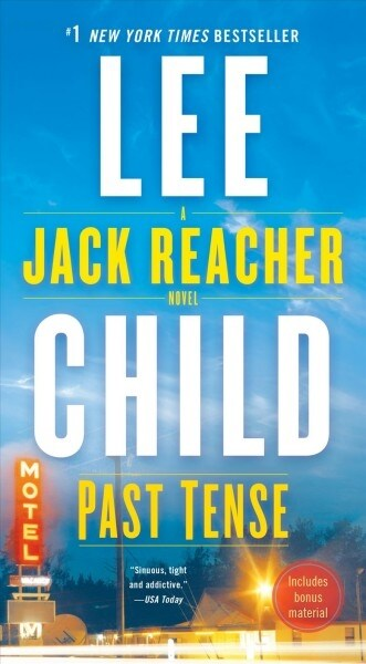 Past Tense: A Jack Reacher Novel (Mass Market Paperback)