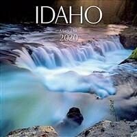 2020 Idaho Wall Calendar (Other)