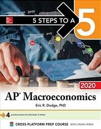 5 Steps to a 5: AP Macroeconomics 2020 (Paperback)