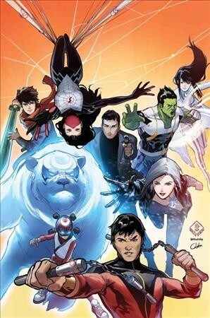 War of the Realms: New Agents of Atlas (Paperback)