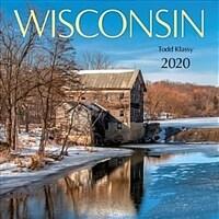 2020 Wisconsin Wall Calendar (Other)