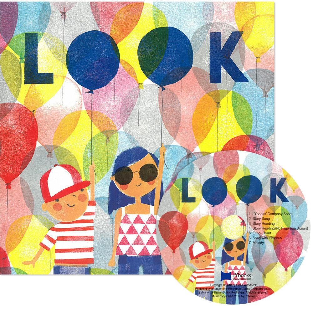 노부영 Look (Hardcover + CD)