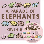 노부영 A Parade of Elephant (Hardcover + CD)