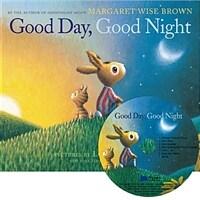 노부영 Good Day, Good Night (Hardcover + CD)