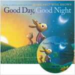 노부영 Good Day, Good Night (Hardcover + CD)